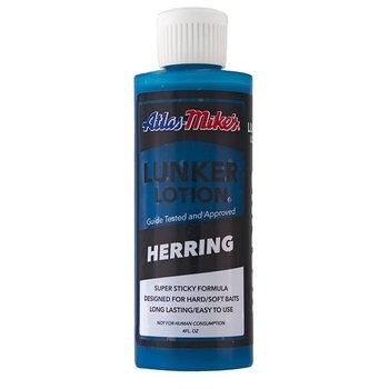 Atlas-Mike's Lunker Herring Lotion. 4oz Bottle