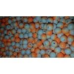 Creek Candy Beads 8mm Orange Crush #182