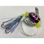 Rapture Lake Trout Rig Purp Fern 53