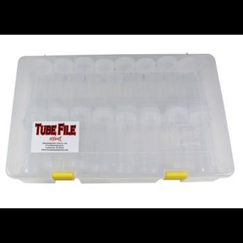 Dreamweaver Tube File Box. 34 Tubes Included.