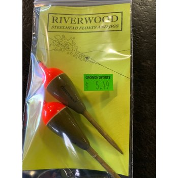 Riverwood Floats. 3.1g Grayling Float