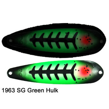 Dreamweaver Magnum Spoon SG Green Hulk