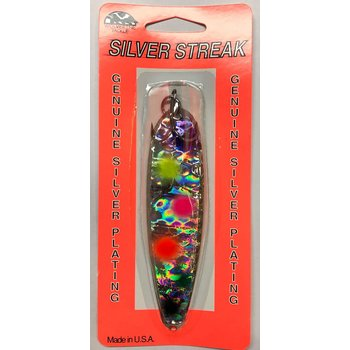 "Wolverine Tackle Magnum Streak 4.75"" Super Screw"