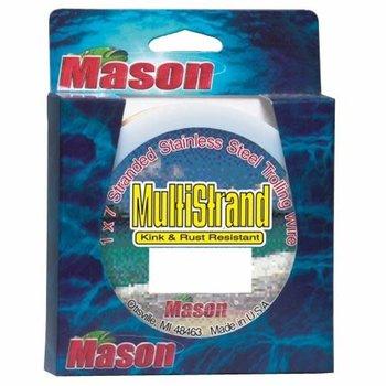 Mason Brown MultiStrand 30lb 1000ft Spool