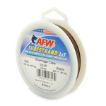 American Fishing Wire Surfstrand Downrigger Wire 150lb 200' Camo