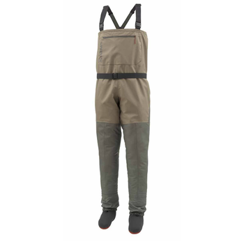 Simms Men's Tributary Waders. Stocking Foot Tan XL