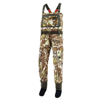 Simms G3 Guide River Camo Waders Stocking Foot LK River Camo