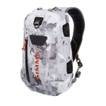 Simms Dry Creek Z Sling Pack 15L Cloud Camo Grey