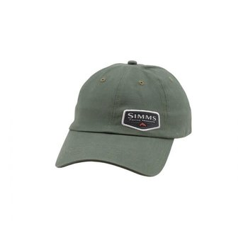 Simms Oil Cloth Cap Loden