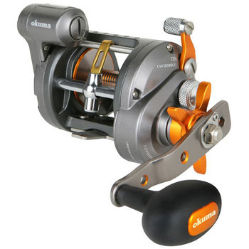 Okuma Cold Water 303DS High Speed Trolling Reel.