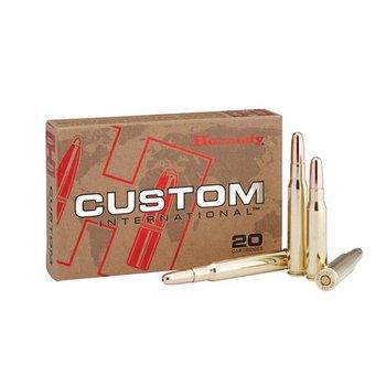 Hornady Custom International 243 Win 100 Gr SP Ammunition 20 Rds