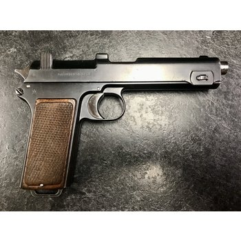 Steyr 1912 Model 1911 9mm Steyr (9x23) Chilean Contract Very Rare