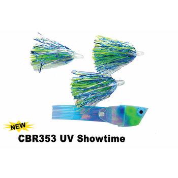 Dreamweaver Cut Bait Meat Rig UV Showtime