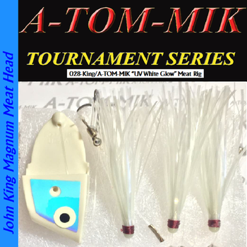 A-Tom-Mik Meat Rig UV White Glow