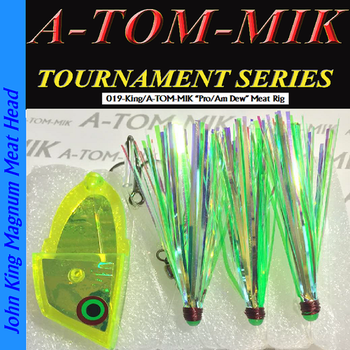 A-Tom-Mik Meat Rig Pro/Am Dew