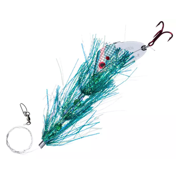 Howie's Tackle Meat Rig Clear
