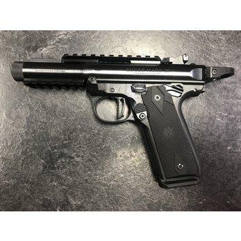 Ruger Mark IV Tactical 22 LR Semi Auto Pistol w/Tandem Kross Race Gun Kit
