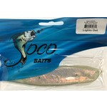 """Soco Baits Prime Cut 5-1/2"""" Prime Glo Lights Out"""