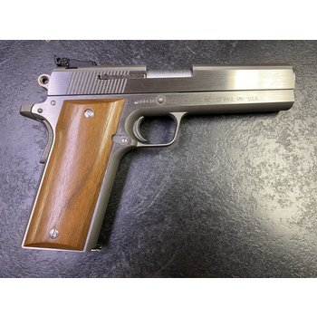 Coonan Classic 1911 Stainless 357 Mag Model B Semi Auto Rifle w/Adjustable Sights