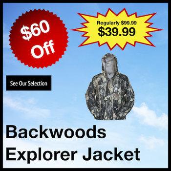 Backwoods Explorer Lightweight Jacket