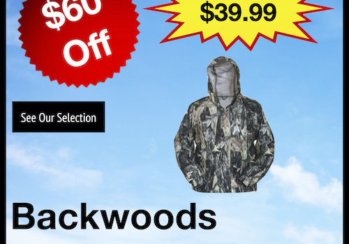 Backwoods Explorer Lightweight Jacket