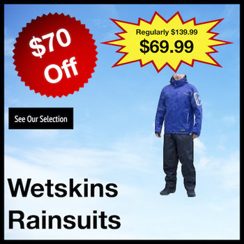 Wetskins Rainsuits