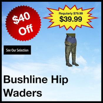 Bushline Hip Waders