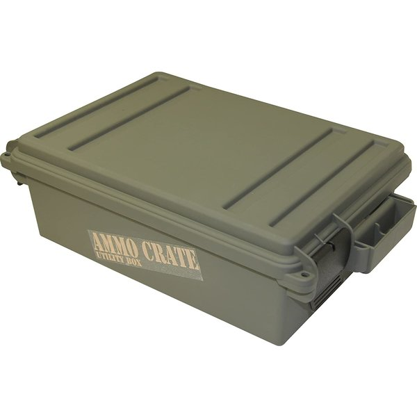 """MTM ACR4-18 Ammo Crate Utility Box 17.2"""" x 10.7"""" x 5.5""""H, Up to 65 lbs"""