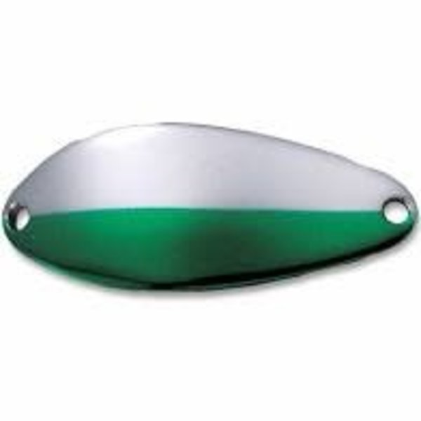 Acme Little Cleo 3/4oz. 2 3/8''. Nickel Neon Green.