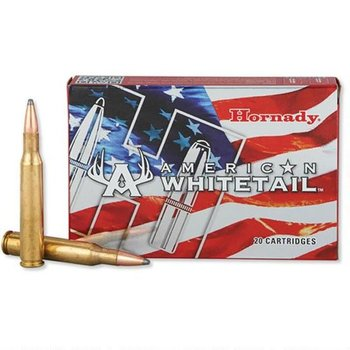Hornady American Whitetail Ammo 270 Win 140gr Interlock SP 20 Rounds