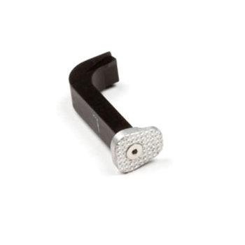 Zev Technologies Large Frame Extended Mag Release Gen 1-3, Glock 20/21(+SF) 29/30(+SF), Silver