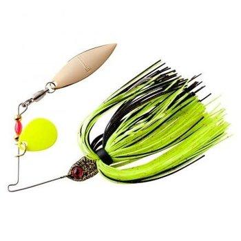 Booyah Pond Magic 3/16oz Spinnerbait. Hornet