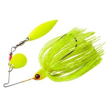 Booyah Pond Magic 3/16oz Spinnerbait. Fire Fly