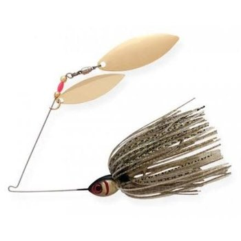 Booyah Double Willow 3/8oz Gold Shad