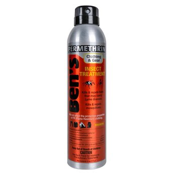 Ben's Clothing & Gear Insect Treatment 6oz Can