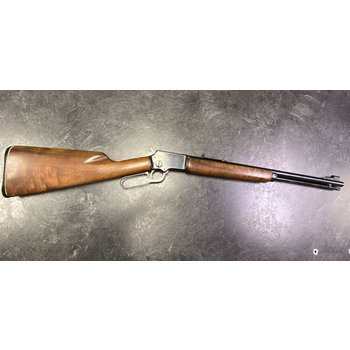 "Marlin 39A Mountie 22 LR Lever Action 20"" BBL Straight Grip Stock"