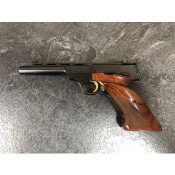 Browning Medalist 22 LR Semi Auto Pistol w/2 Mags