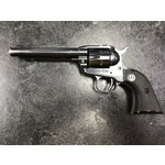 "Ruger Single Six 22 LR 5.5"" Flat Gate Revolver"