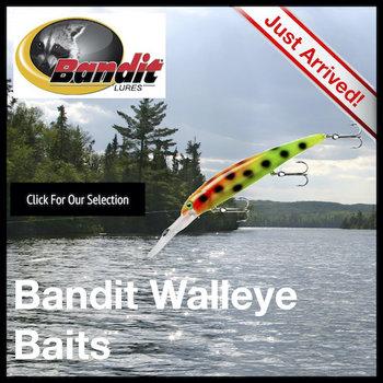 Bandit Walleye Baits