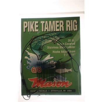 Mason Pike Tamer Rig. Hook Size #6 #8