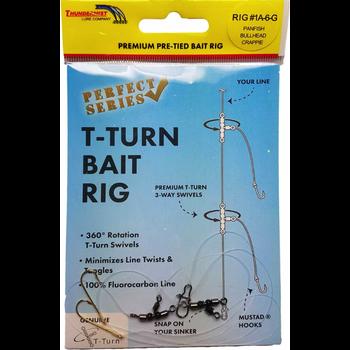 Thundermist T-Turn Bait Rig 1A-6G
