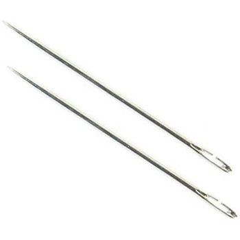 "Eagle Claw 4.5"" Baiting Needles 2-pk"