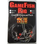 Erie Dearie Fishing Lures Game Fish Rig #4 Crappie/Perch