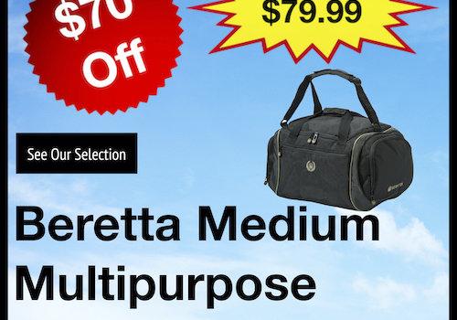 Beretta Medium Multipurpose Cartridge Bag