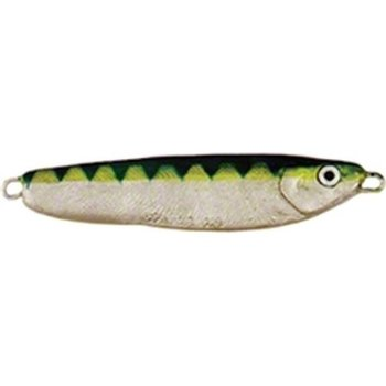Luhr Jensen Cripple Herring Crome with Neon Green 3/4oz