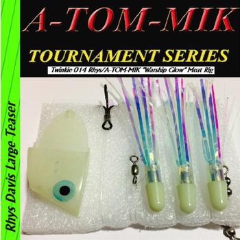 A-Tom-Mik Meat Rig Double Warship Glow King