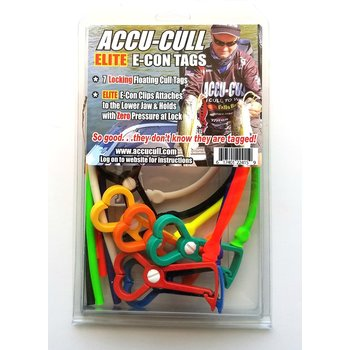 Accu-Cull Elite E-Con Tags