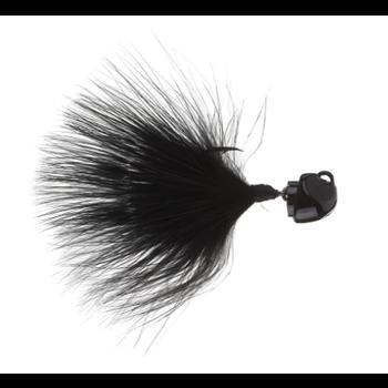 Freedom Marabou 1/4oz Swing Jig. Black