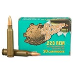 Barnaul .223 55gr FMJ Ammunition Box of 20