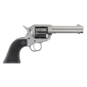 "Ruger Wrangler 22 LR Single Action Revolver 4.62"" Barrel Silver #2003"